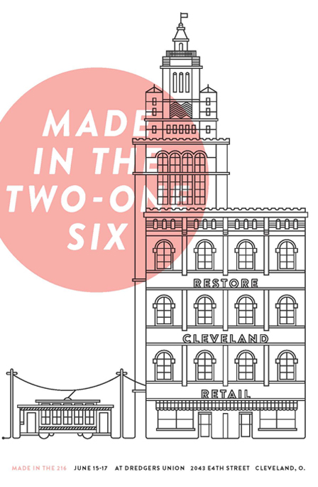 Made in the 216 Opening Party