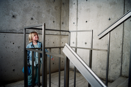 KIDS IN SPACE: Documenting the Child's Perspective of Architectural Design